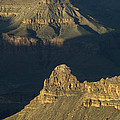 Grand Canyon Vignette 2 by Bob Christopher