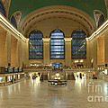 Grand Central Terminal I by Clarence Holmes