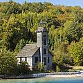 Grand Island E Channel Lighthouse 2 by John Brueske