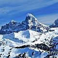 Grand Teton Winter by Greg Norrell