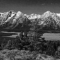 Grand Tetons by Dan Wells