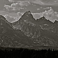 Grand Tetons by Eric Tressler