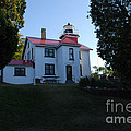 Grand Traverse Lighthouse by Grace Grogan
