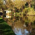 Grand Union Canal Near Denham by Chris Day