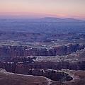 Grand View Point - Utah by Andrew Soundarajan