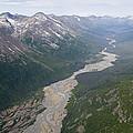 Granite Creek In The Chugach Mountains by Rich Reid