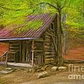 Granny's Little Cabin by Anne Kitzman