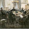 Grants Cabinet, 1869 by Granger