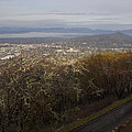 Grants Pass From The Hill Top by Mick Anderson