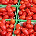 Grape Tomatoes by Kim French