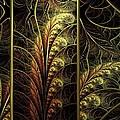 Grasses I by Amanda Moore