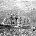 Great Eastern, 1860 by Granger