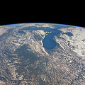 Great Lakes From Space by Nasa
