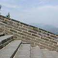 Great Wall Of China by Britta Wendland