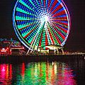 Great Wheel 203 by Mike Penney