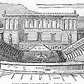 Greece: Theater Of Segesta by Granger
