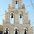 Greek Church Bells by Carla Parris