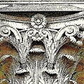 Greek Column by Diana Chason