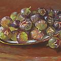 Greek Figs by Ylli Haruni