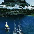 Greek Isles - Rodos by Rita Hiotis