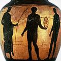 Greek Olympian by Granger