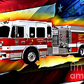 Green Bay Engine 411 by Tommy Anderson