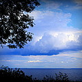 Green Bay Water View by Ms Judi