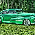 Green Classic Hdr by Randy Harris