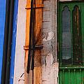 Green Door by Skip Hunt