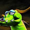 Green Dragon by David Lee Thompson