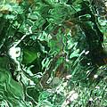 Green Eddy I by Mark Holbrook