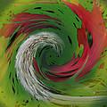 Green Funnel by Ian  MacDonald
