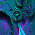 Green Gears by Ron Schwager