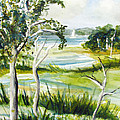 Green Land by Clara Sue Beym