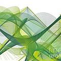Green Waves by Sonali Gangane