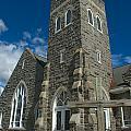 Greenmount United Methodist Church by Mark Dodd