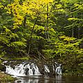 Greenstone Falls 4 by John Brueske