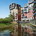 Greenwich Millennium Village by Andrew  Michael