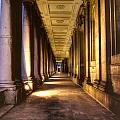 Greenwich Royal Naval College  by David French