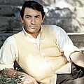 Gregory Peck, Ca. Late 1950s by Everett