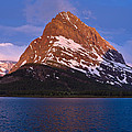 Grinnel Point At First Light by Greg Nyquist