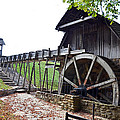 Grist Mill 1 by Franklin Conour