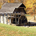 Grist Mill 2 by Franklin Conour