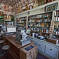 Grocery Store Of Yesteryear - Virginia City Montana Ghost Town by Daniel Hagerman