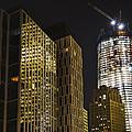 Ground Zero Freedom Tower by Theodore Jones