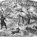 Grouse Hunting, 1855 by Granger
