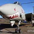 Grumman F-14a Tomcat Fighter Plane . 7d11210 by Wingsdomain Art and Photography