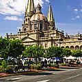 Guadalajara Cathedral by Elena Elisseeva