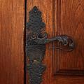 Guatemala Door Decor 5 by Xueling Zou