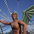 Guatemala Winged Devil by John  Mitchell